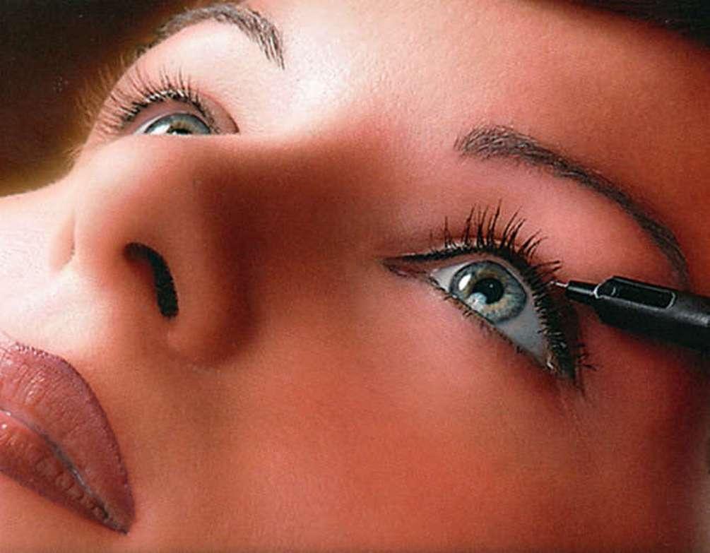 Перманентный макияж, как способ ухода за собственной внешностью