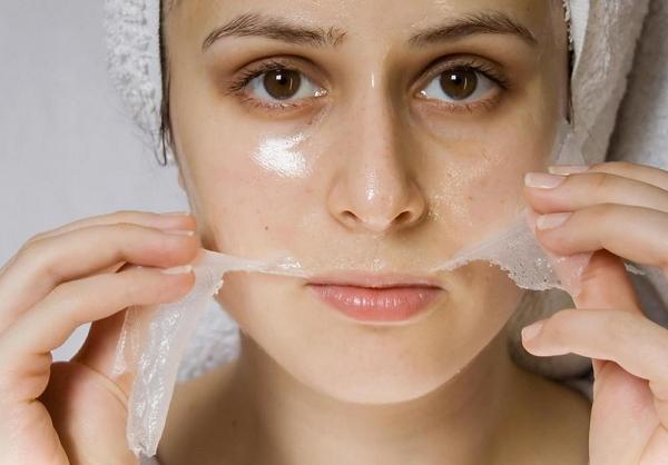 Желатиновая маска для лица: готовим сами
