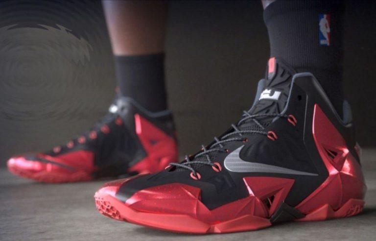 Выбираем правильные баскетбольные кроссовки