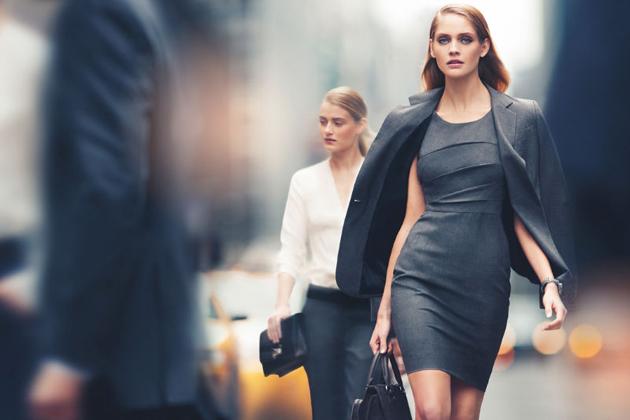 Правильная одежда для высоких девушек