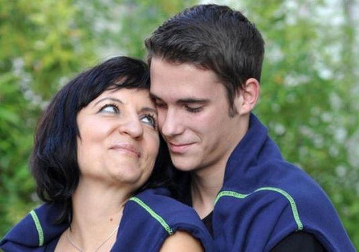 Разница в возрасте семейной пары