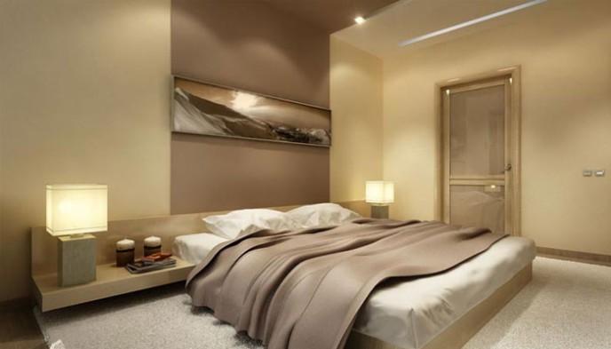 Как правильно организовать ремонт в спальне: для чайников