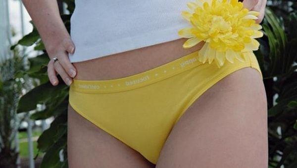 Желтые выделения у женщин