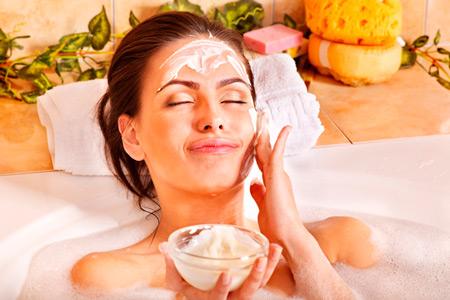 Как отбелить кожу лица в домашних условиях – маски из натуральных средств