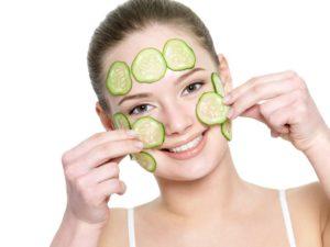 Огуречная маска для лица в домашних условиях – несколько полезных рецептов