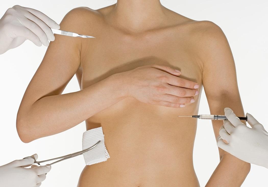 Маммопластика: уход за швами
