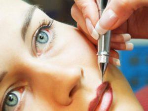 Современные методики перманентного макияжа