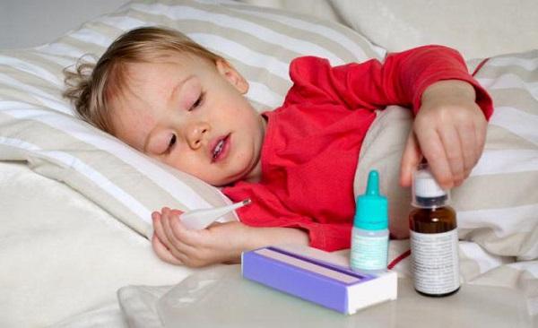 Ларингит у детей: симптомы и лечение