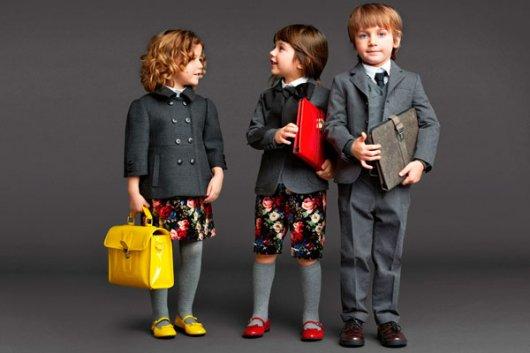 Маленькие модники, или как одевать детей стильно и недорого