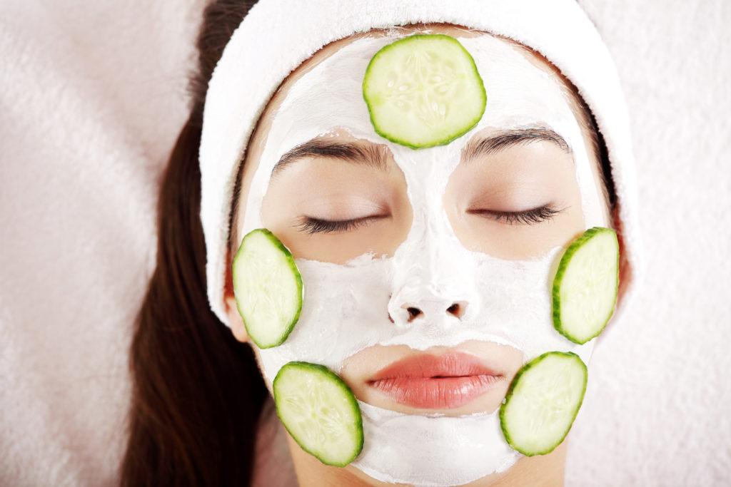 Отбеливающая маска для лица от пигментных пятен – высветление кожи