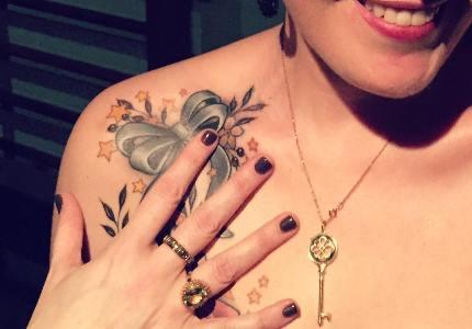 Татуировка вместо реконструкции соска