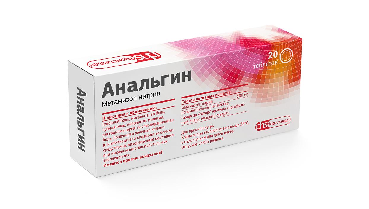 Анальгин – лучшее средство при болях, коликах, невралгии и иных заболеваниях