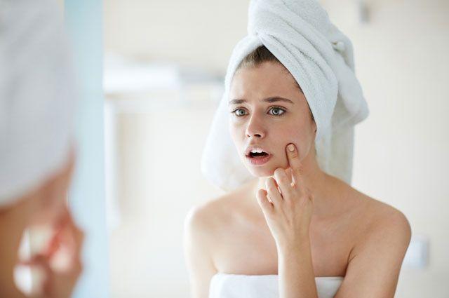 Чистая кожа. Как избавиться от прыщей