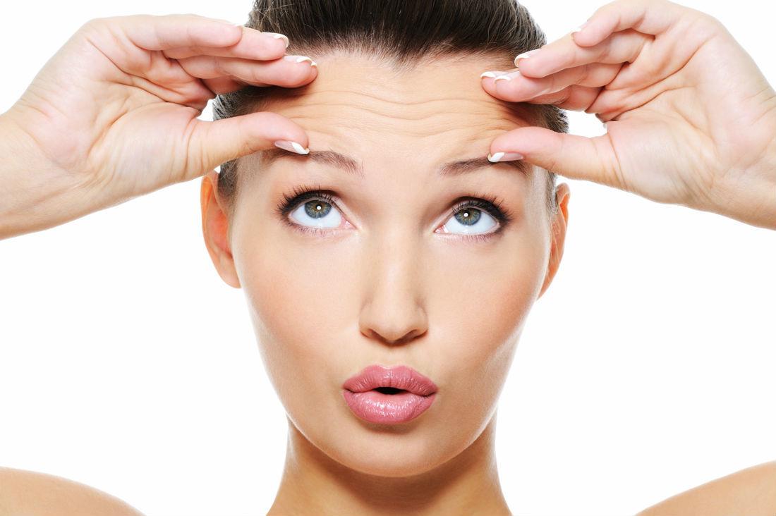 Подтяжка морщин: маски и массаж
