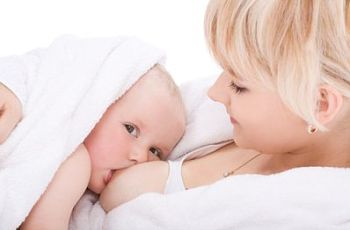 Как сохранить фигуру, когда кормишь ребёнка грудью