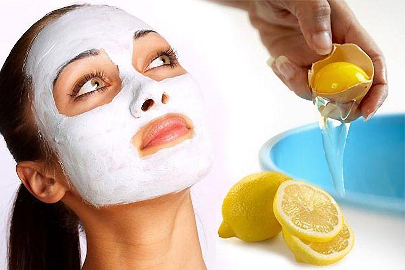 Яичные маски для сухой кожи лица