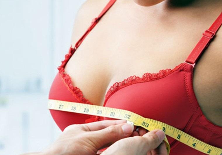 Безоперационное увеличение груди