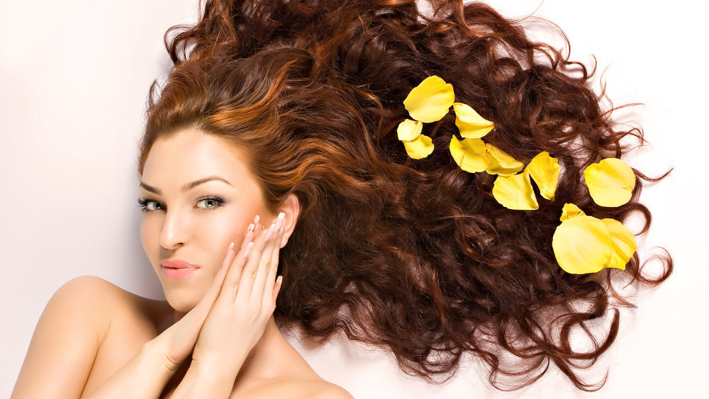 3 простых рецепта от выпадения волос