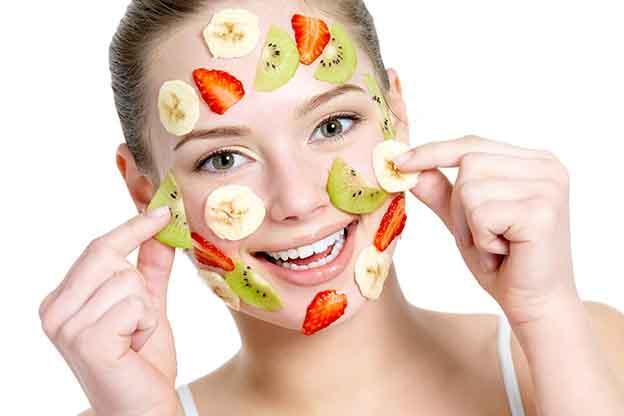 Фруктовые и овощные маски для кожи лица