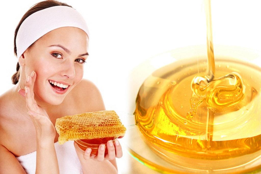 Маски для лица на основе меда