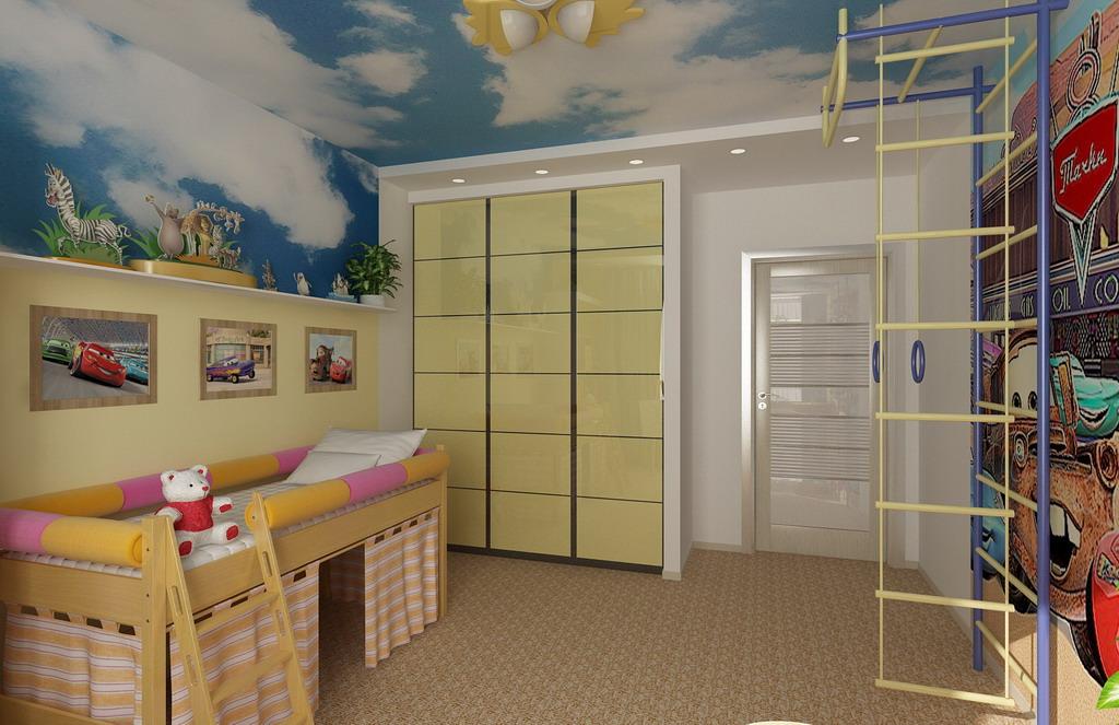 Оформление детской комнаты по Фэн-шуй