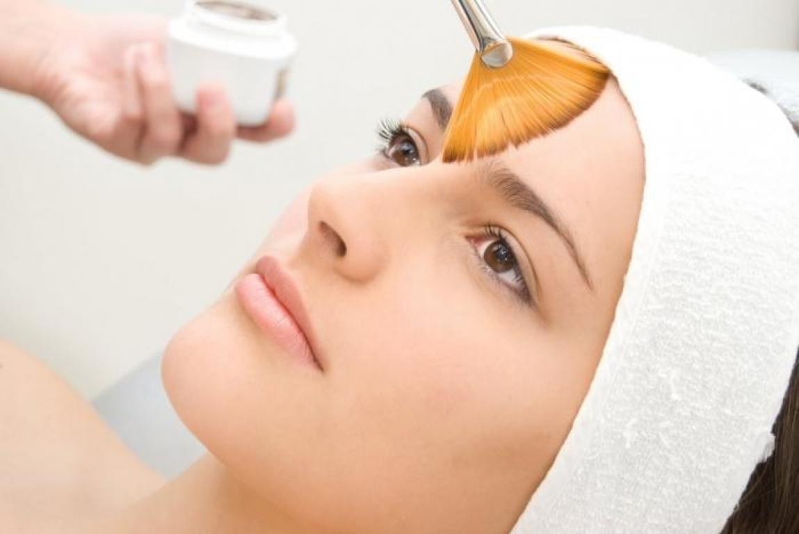 Эффективный поверхностный пилинг кожи