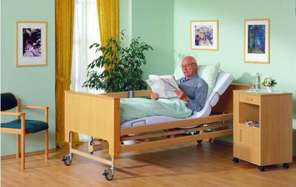 Функционал медицинских кроватей