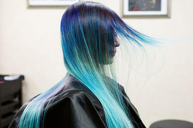 Вредно ли красить волосы?
