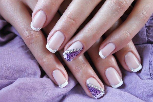 Нарощенные ногти могут привести к возникновению аллергии