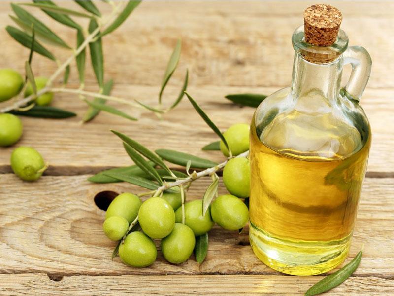 Оливковое масло для лечения волос