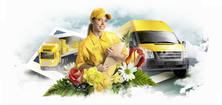 Свежие букеты цветов с доставкой для родных и близких