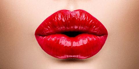 Биополимерный гель в губах или как это было раньше.