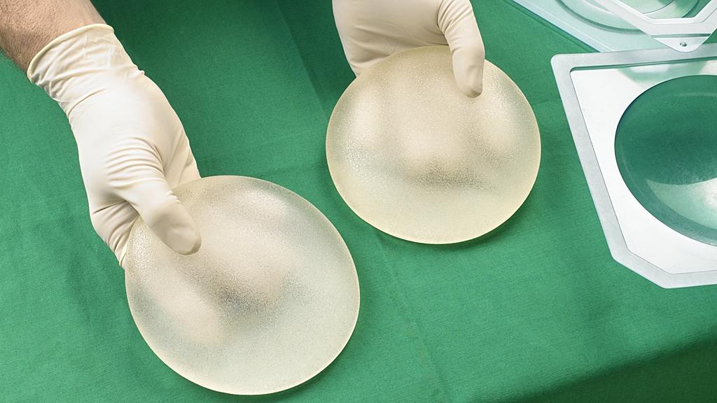 Невесомые эндопротезы для груди