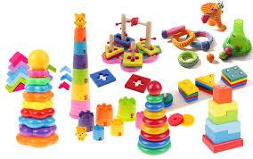 Развивающие игрушки для детей от 18-ти до 24-х месяцев