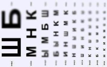 Снижение остроты зрения- болезнь 21 века