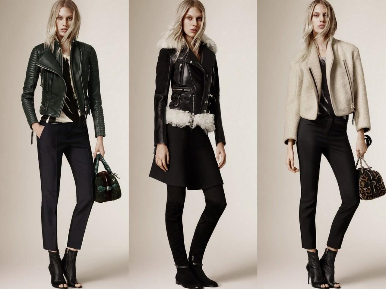 Кожаная курточка – вечная классика верхней одежды