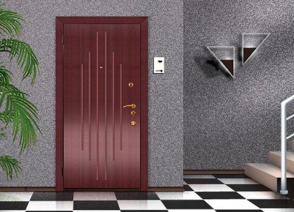 Выбираем бронированную дверь