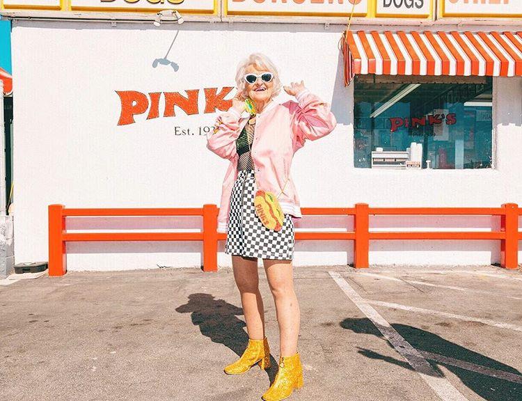 Новый тренд: 88-летняя модель снялась для косметического бренда