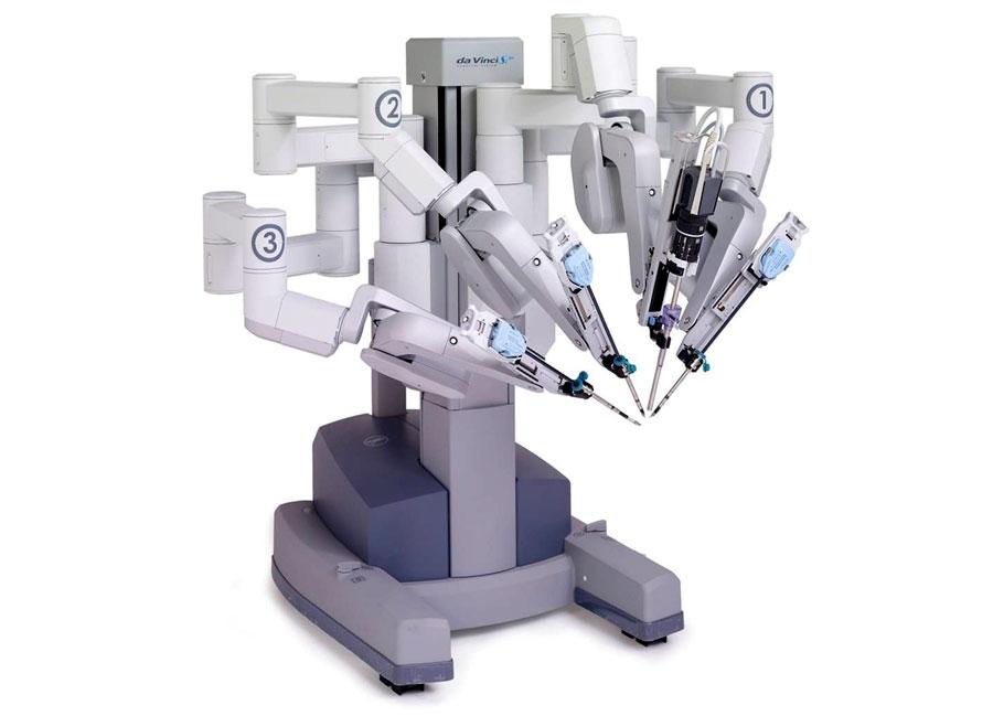 Робот — пластический хирург