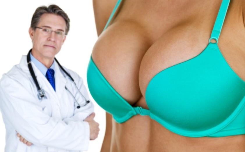Увеличение груди — «красивой быть не запретишь»!