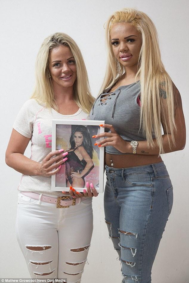 Мать и дочь зарабатывают стриптизом, чтобы оплатить пластические операции