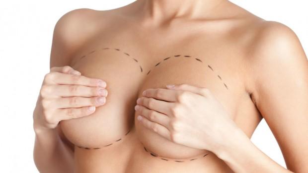 Маммопластика — хирургическая коррекция формы и объёма груди