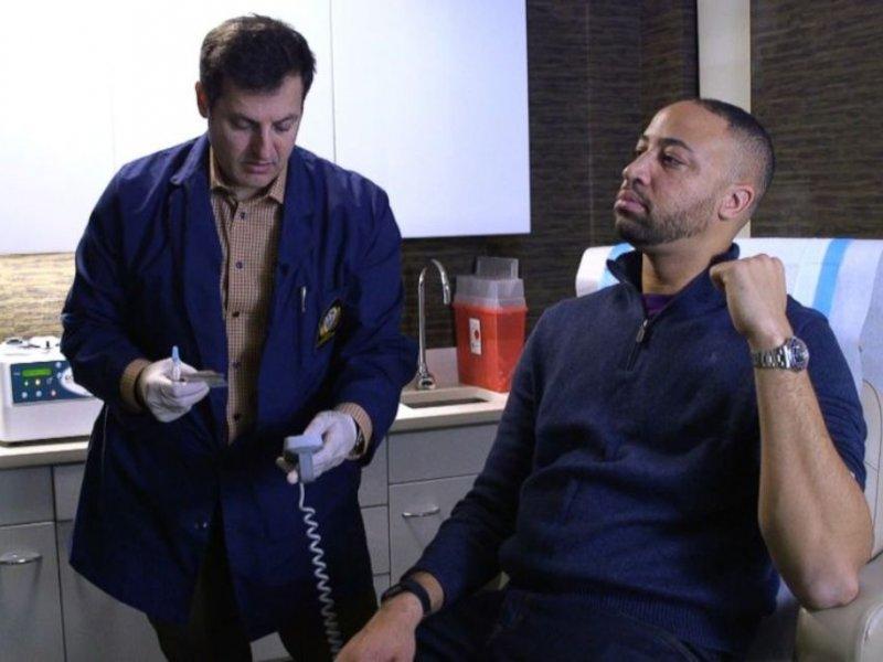 Открылся первый в стране центр мужской пластической хирургии