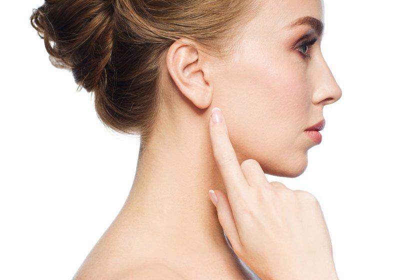 Как сделать коррекцию формы ушей