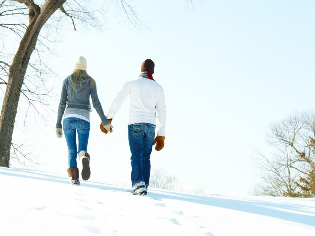 Избавится от мелких морщинок помогут прогулки по морозу – косметолог
