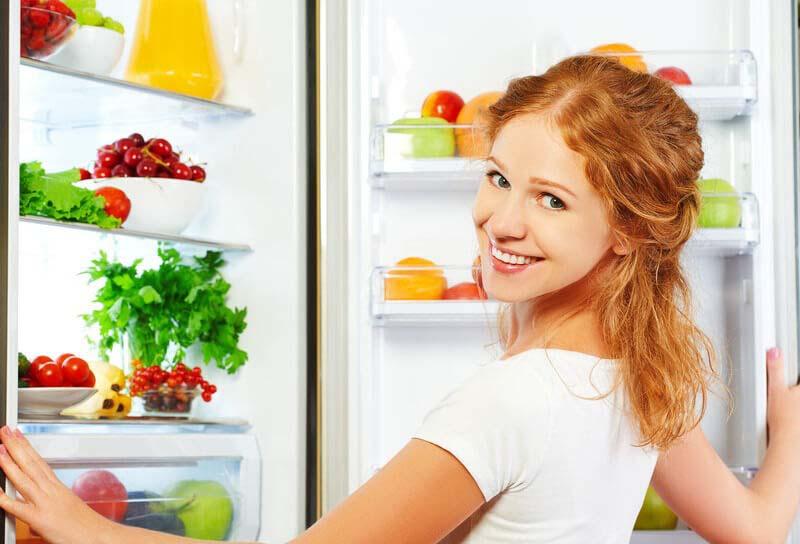 Новое исследование: Чем надо питаться, чтобы не было морщин