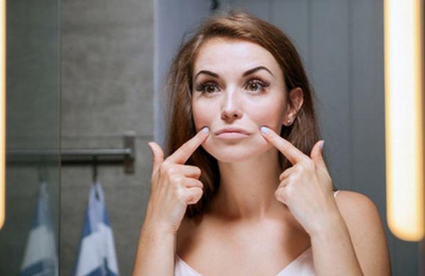 Морщины на лице «говорят» о деградации печени
