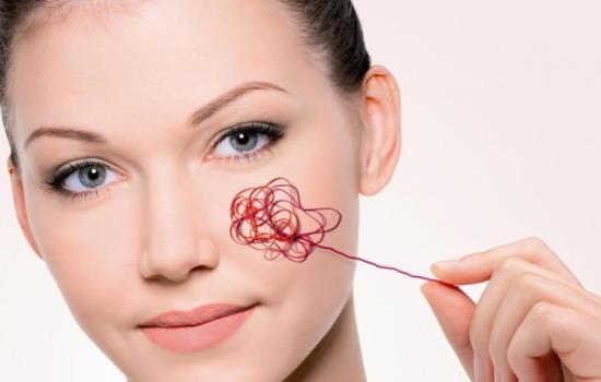 Как лечить купероз на лице — советы экспертов