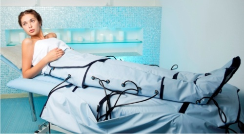 Прессотерапия — процедура для улучшения кожи и борьбы с целлюлитом
