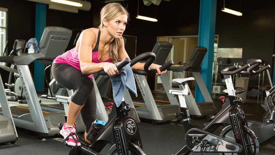 Виды тренировок на велотренажере